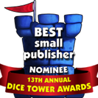 Best Game from a Small Publisher Nominee